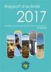Rapport d'activité 2017 de l'installation de stockage des déchets de Solozard