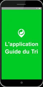 L'application : Le Guide du Tri