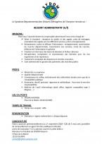 Le SYDOM Aveyron recrute un agent administratif