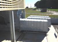 Fonctionnement d'une station de transit à caisson de compaction 3/4