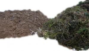 Plateforme de compostage