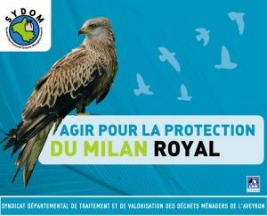 Le SYDOM Aveyron se mobilise pour protéger le Milan royal